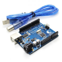 Makerduino UNO Compatible with Arduino UNO R3