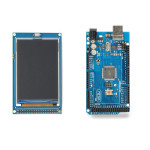 Mega2560 R3 Board With USB Cable + 3.0 Inch TFT LCD Display Module Arduino SCM & 3D Printer Acc