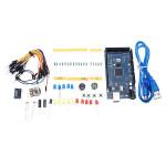Mega 2560 R3 Utvecklingskort Startpaket Basic Kit för Arduino DIY Arduino SCM & 3D-skrivare