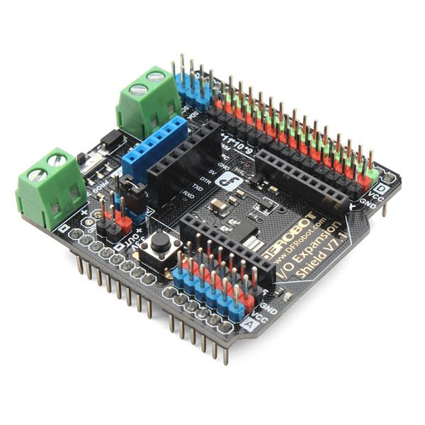 Open Source V7 Sensor IO Expansionskort Kompatibel Arduino Arduino SCM & 3D-skrivare