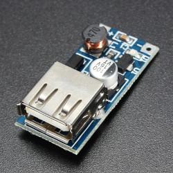 PFM Kontroll DC-DC 0.9V-5V till USB 5V Boost Step-up Strömförsörjning Modul