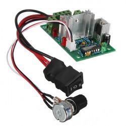 PWM DC Motor Speed Switch Controller Kontrol Vendbar Regulator