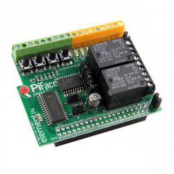 PiFace Digital 2 For Raspberry Pi 2/B+