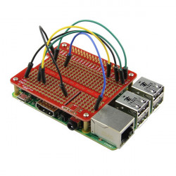 Prototyp HAT Skärmad för Raspberry Pi 2 / B + / A +