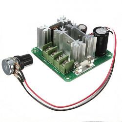 Pulse Width Modulation PWM Likströmsmotor Hastighet Regulator Kontrollbrytare med Trådar