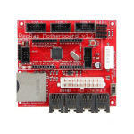 Reprap 3D Printer Accessories Motherboard 1.2 Control Board Arduino SCM & 3D Printer Acc