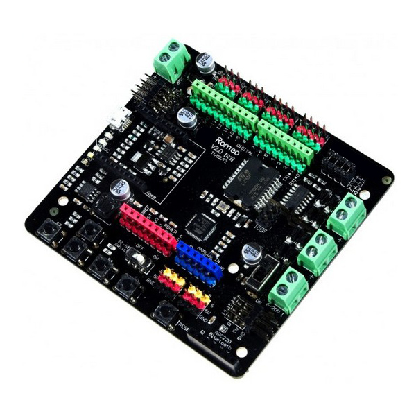 RoMeo V2 All In One Controller Integrated Motor Drive For DFRobot Arduino SCM & 3D Printer Acc