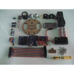 Robot Smart Car Læring Kits Smart Turtle Car Trådløs for Arduino Arduino SCM & 3D-printer