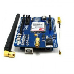 SIM900 GSM/GPRS ICOMSAT V1.0 Expansion Module Board For Arduino With Antenna