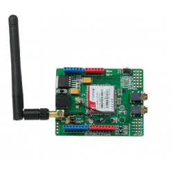 SIM900 GSM/GPRS ICOMSAT V1.1 Expansion Module Board For Arduino With Antenna