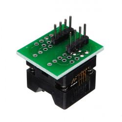 SO8 SOP8 Um DIP8 EZ Programmer Adapter Socket Module für Weit 150 Mile