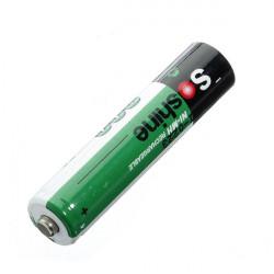 Soshine Rechargeable 900mAh AAA Batteries NIMH 4-Battery