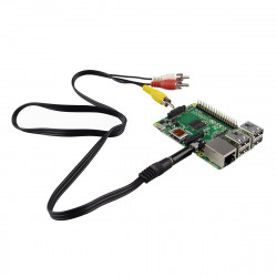 Specified AV Cable For Raspberry Pi B+