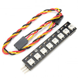 Straight WS2812 Serial 5050 Full-color LED Module For Arduino