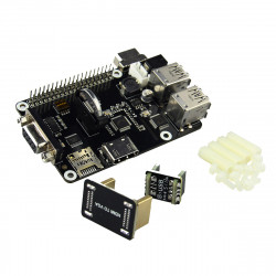 SupTronics X105 Full Function Expansion Board For Raspberry Pi 2&B+