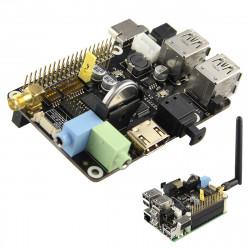 Supstronics X200 Multifunktions Expansionskort för Raspberry Pi B +