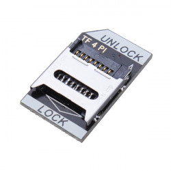 T-Flash TF Card To Micro SD Card Adapter Module For Raspberry Pi