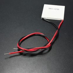 TEC1-12705 Køleplade Termoelektrisk Cooler Køling Peltier Plate Modul