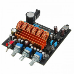 TPA3116 12V 2.1 Digital Amplifier Board 2 * 50W + 100W