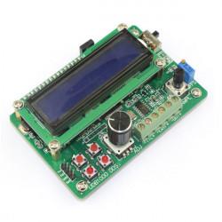 UDB1000 DDS Signal Generator Källa Modul med 60MHz Frekvensräknare