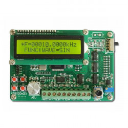 UDB1200 Fully Programmable DDS Signal Generator Dual TTL Drive IGBT With ADC