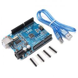 UNO R3 ATMEGA328P Utvecklingskort för Arduino