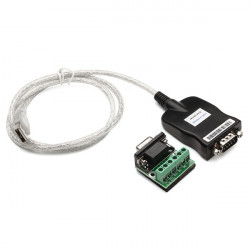 USB 2.0 To RS485 Serial Converter Adapter Cable