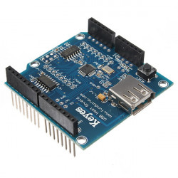 USB Host Shield Compatible Google Android ADK Support UNO MEGA