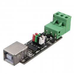 USB To RS485 TTL Serial Konverter Adapter FTDI Interface FT232RL 75176 Modul Ne