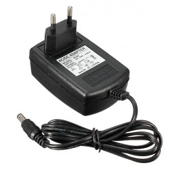 US/UK/EU DC 5V 4A AC Adapter Charger Power Supply For LED Strip Light 2.5mm x 5.5mm Center