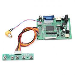 Universal LCD Display Driver Board PS2PS3xbox360 HDMI AV VGA