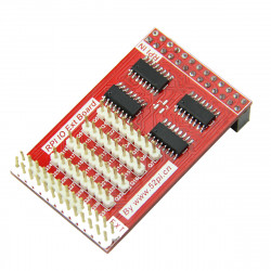 Unlimited Cascading IO Expansion Board For Raspberry PI 2&B+