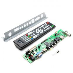 V59 Universal LCD Kontroller Driver Kort + V59 Baffel Iron Stand