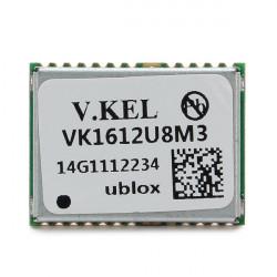 VK1612U8M3 U-BLOX M8030 Chip GPS / GLONASS / Compass Modul Kompatibel NEO-M8N