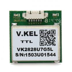 VK2828U7G5L Inbyggd LNA Förstärkare GPS-modul Mottagare
