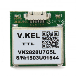 VK2828U7G5L Built-in LNA Amplifier GPS Module Receiver