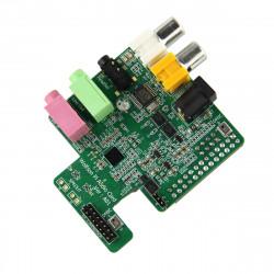 Wolfson PI Audio Card Platine für Raspberry Pi