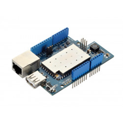 Yun Skärmad Expansionskort för Arduino