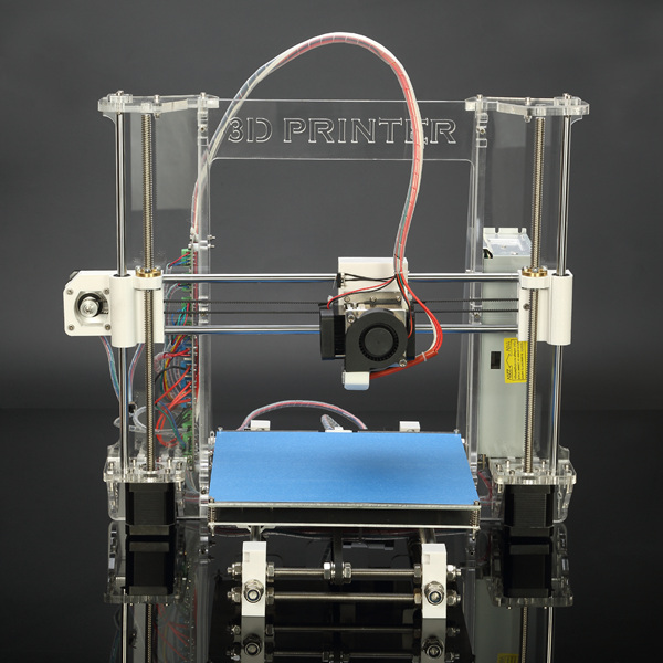 Z605 JGAurora Prusa I3 DIY 3D Printer PLA / ABS Supplies Special Arduino SCM & 3D-printer