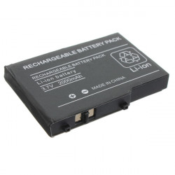 2000mAh Rechargeable Lithium Replacement Battery For NDSL