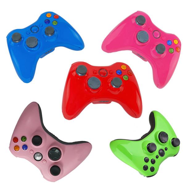 2.4GHz Trådlös Gamepad Joypad för Xbox 360 Multi Tv-spel Tillbehör