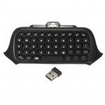 2.4G Mini Trådløs Chatpad Message Tastatur til Xbox One-controller Videospil Tilbehør