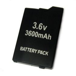 3600mAh Uppladdningsbart Litiumbatteri för Sony PSP 2000 & 3000