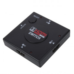 3 Port HDMI Switch Switcher Splitter for PS3 PS4 Xbox 360 Game