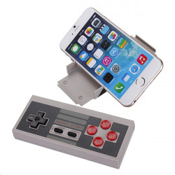 8BITDO NES30 Bluetooth Trådlös Gamepad med X-stander Support iOS, Android Windows-enheter