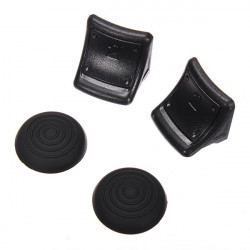 Analog Stick Silicone Grip & Extend Trigger Bundle For PS3 Controller