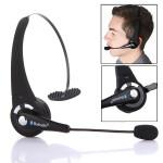 Bluetooth Trådlös Game Mikrofon för Sony PS3 Tv-spel Tillbehör