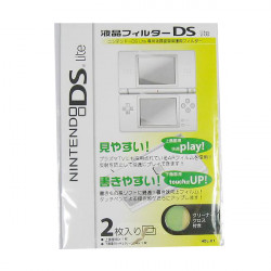 G499 Screen Protector Film Shield for NINTENDO DS LITE NDSL