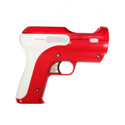 Hand Gun Pistol Style Shell Handle for PS Move Motion Controller
