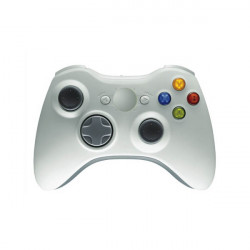 High Quality 2.4GHz White Wireless Game Controller For Xbox 360